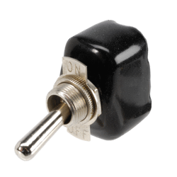 60070BL Narva On / Off Sealed Metal Toggle Switch with Off / On Tab