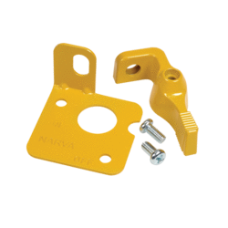 61077Y Narva Yellow Lock-Out Lever Kit
