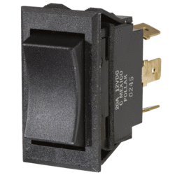 63041BL Narva On / Off / On Heavy-Duty Rocker Switch