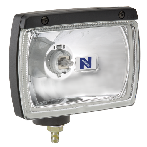 71617 Narva 12 Volt 100W Ultima 160/115 Pencil Beam Driving Lamp Rectangular 160