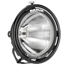 71758 Narva 12 Volt 100W Extreme Broad Beam Driving Lamp Kit Black Mount