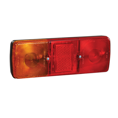 85700BL Narva Rear Stop / Tail Direction Indicator Lamp with In-built Retro Refl