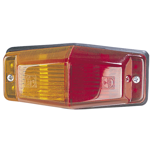 85750BL Narva Side Marker Lamp (Red/Amber)