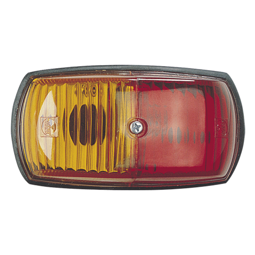 85760BL Narva Side Marker Lamp (Red/Amber)