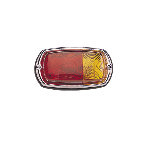 86010 Narva Rear Stop / Tail Direction Indicator Lamp (Red/Amber)