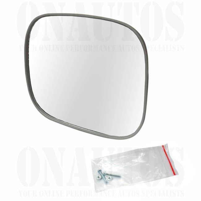 TOYOTA LANDCRUISER 40 SERIES SIDE MIRROR HEAD - SMALL BALL (10MM) HPP HPP LUNDS