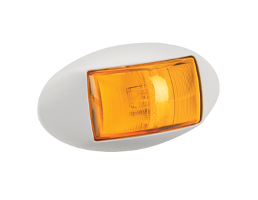 91444WBL Narva 10-33 Volt L.E.D Side Direction Indicator Lamp (Amber) with Oval
