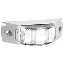 91618 Narva 9-33 Volt L.E.D Front End Outline Marker Lamp (White) with White Hea