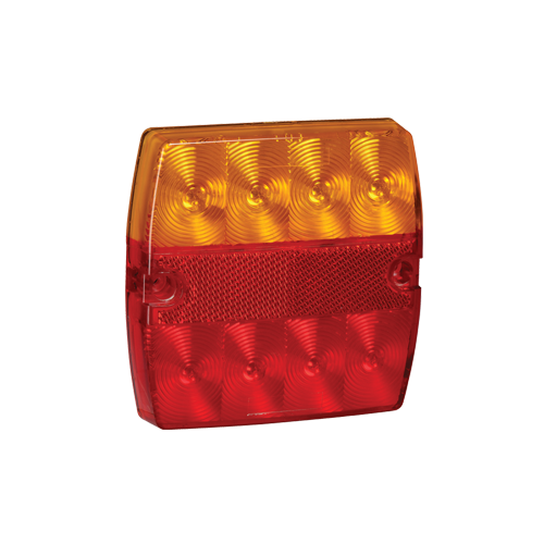 93432BL Narva 9-33V L.E.D Slimline Rear Stop/Tail, Direction Indicator Lamp with