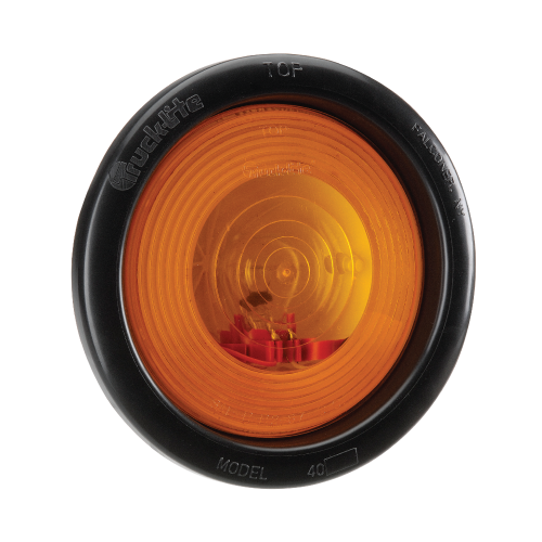 94006 Narva 24 Volt Sealed Rear Direction Indicator Lamp Kit (Amber) with Vinyl
