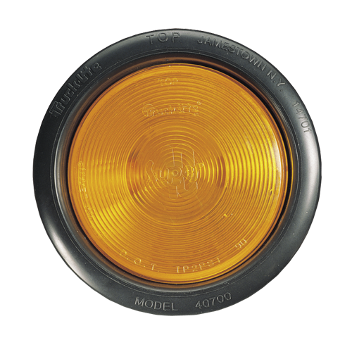 94034 Narva 12 Volt Sealed Front Direction Indicator Lamp Kit (Amber) with Vinyl