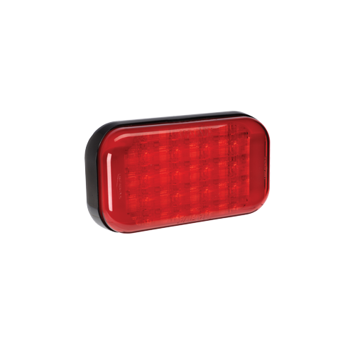 94146/4 Narva 9-33 Volt L.E.D Rear Stop/Tail Lamp (Red) with 0.5m of Hard-Wired
