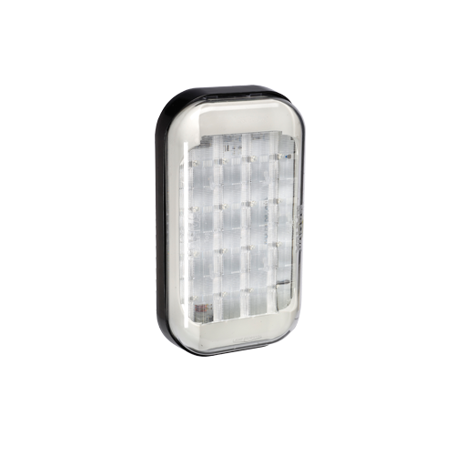 94150VBL Narva 9-33 Volt L.E.D Reverse Lamp (White) for Vertical Mounting with 0
