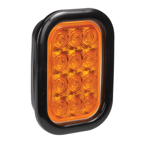94530 Narva 9-33 Volt L.E.D Rear Direction Indicator Lamp Kit (Amber) with Vinyl