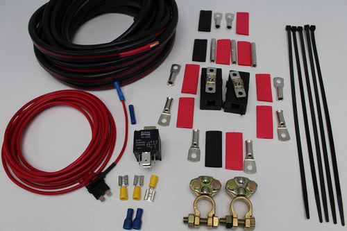 WIRING KIT TO SUIT REDARC BCDC1225D DC TO DC CHARGER