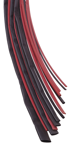 56632 Narva Red Heatshrink Tubing - 3.2mm