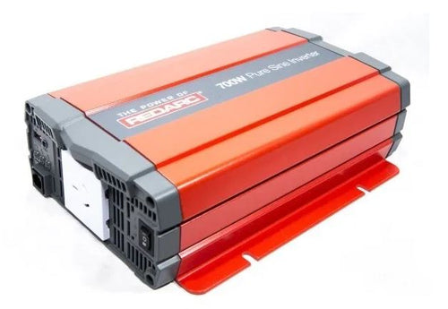 REDARC 700W 12V PURE SINE WAVE INVERTER R-12-700RS