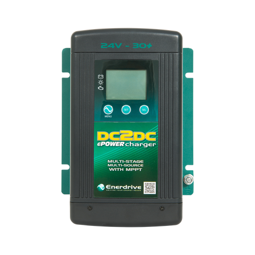 ENERDRIVE 24V 30A DC2DC Battery Charger EN3DC30-24