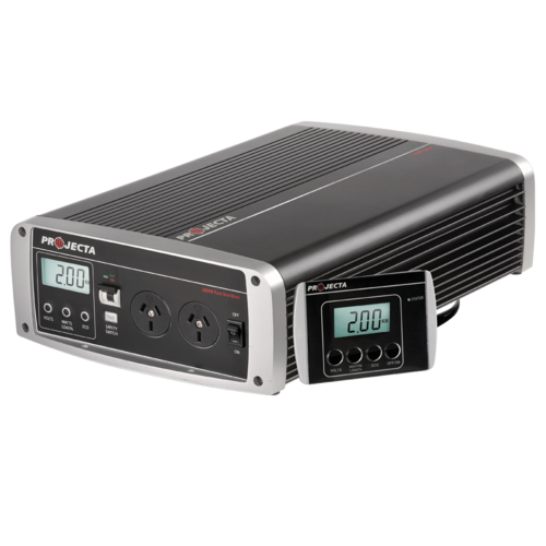 Projecta IP2000 12V 2000W Intelli-Wave Pure Sine Wave Inverter