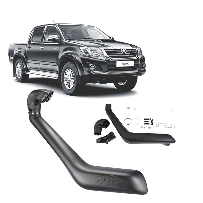 Safari Snorkel to suit Toyota Hilux (08/2005 - 10/2015) SS120HF