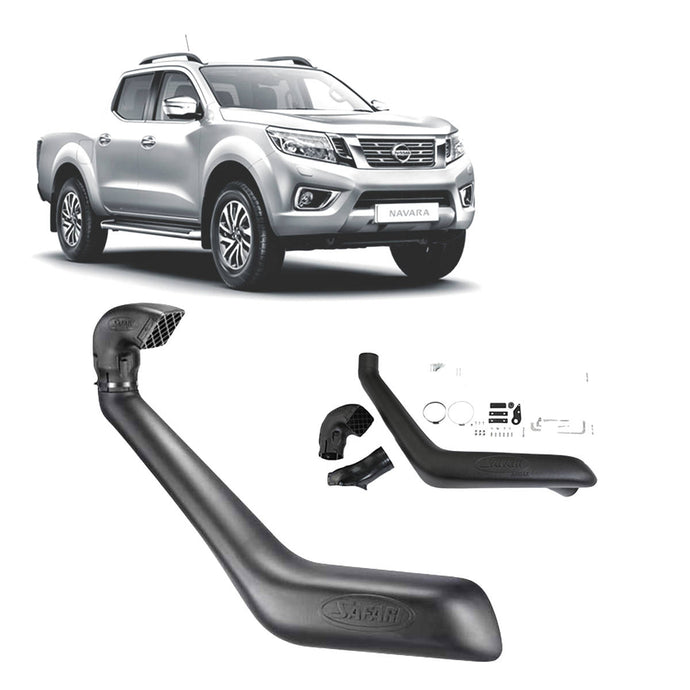 Safari Snorkel to suit Nissan Navara (01/2015 - on) SS741HF