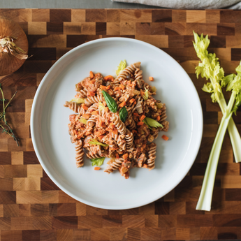 Simple Recipe: Marcela-Inspired Bolognese