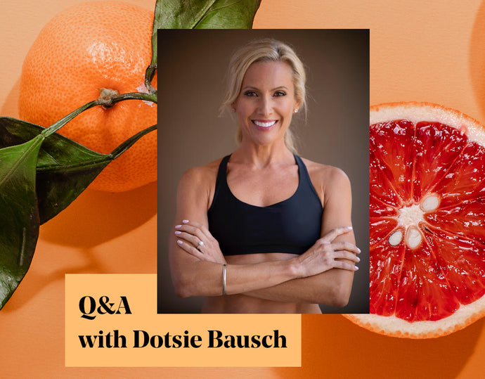 At Home Series: Q&A with Plant-Powered Olympian Dotsie Bausch
