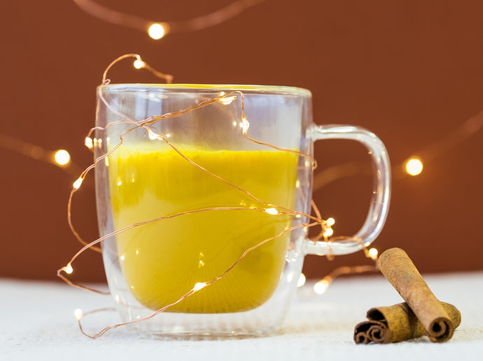 Sunshine in a Mug: Golden Milk Recipe