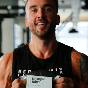 Q&A with Mental Health & Fitness Coach Gabe Snow
