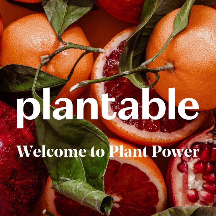 Meet Plantable: Empowering people to eat healthy, for life.