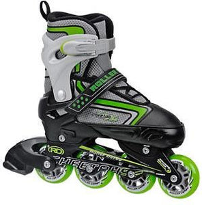 Roller Derby Skate Boys Cheetah Adjustable Inline Skates