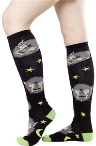 Sourpuss Socks Werewolves