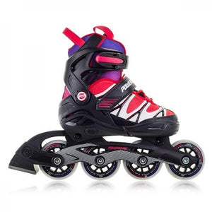 Powerslide Phuzion Orbit Girls Adjustable Inline Skates
