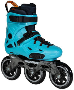 Powerslide Imperial 110 Blue Glow in the Dark