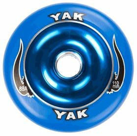 Yak Scat 110mm Blue Metal Core