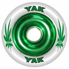 Yak Scat High Roller 100mm/88a