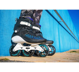 Powerslide Swell 110mm Voltage Blue Inline Skates