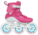 Powerslide Swell 125mm Flamingo Inline Skates