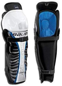 New Bauer Supreme Shin Pads Ice Hockey 14""