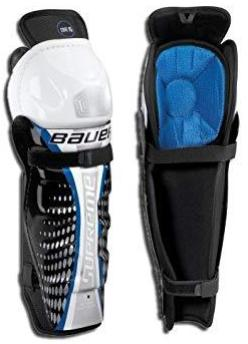 New Bauer Supreme Shin Pads Ice Hockey 14