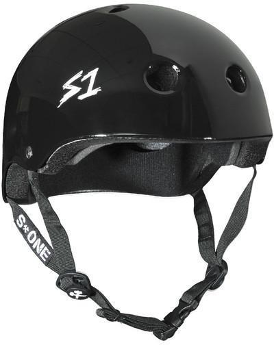 S1 Lifer Helmet Black Gloss