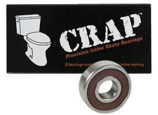 Crap Bearings 8mm 8pk