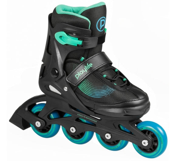 PlayLife Joker Blue Sky Adjustable Inline Skates