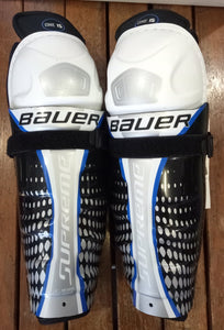 New Bauer Supreme Shin Pads Ice Hockey