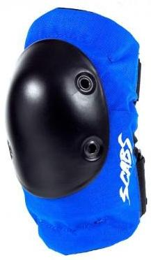 Smith Scabs Elite Blue Elbow Pads