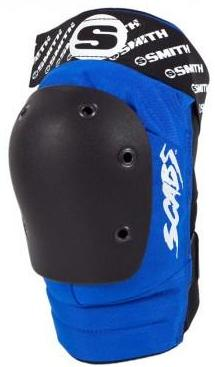 Smith Scabs Elite Blue Knee Pads