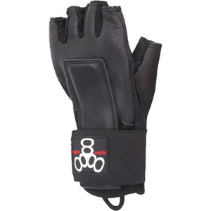 Triple 8 Hired Hands (Full Leather Gloves)