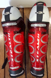 NEW Easton Stealth S7 Sling Tec Shin Guards Pads