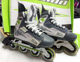 Mission Adjustable Inline Skate Youth Size US 10-13