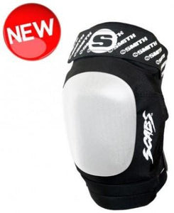 Smith Scabs Elite II Black/ White Knee Pads